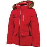 Eye Catcher Ski Jacket - Red Alert