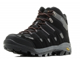 Regatta Burrell black/red