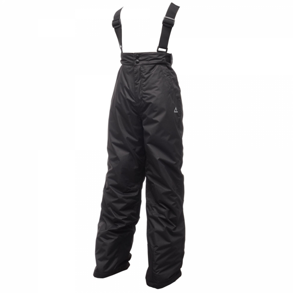 Turnabout Trouser - Black