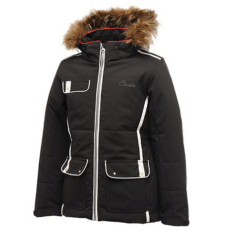 Eye Catcher Ski Jacket - black