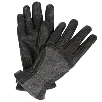 Regatta Women's Garabina Leather Gloves