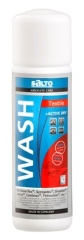 Salto WASH Textile 250 ml + Active Dry