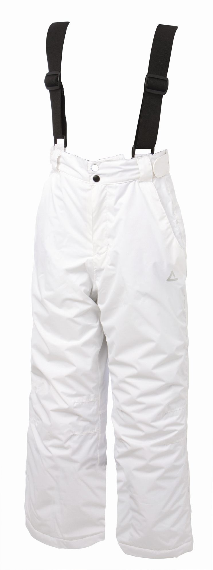 Turnabout Trouser - White