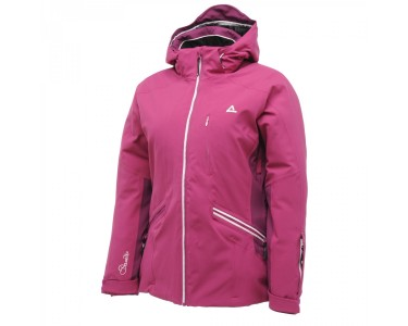 Active Jacket - Plum Pie