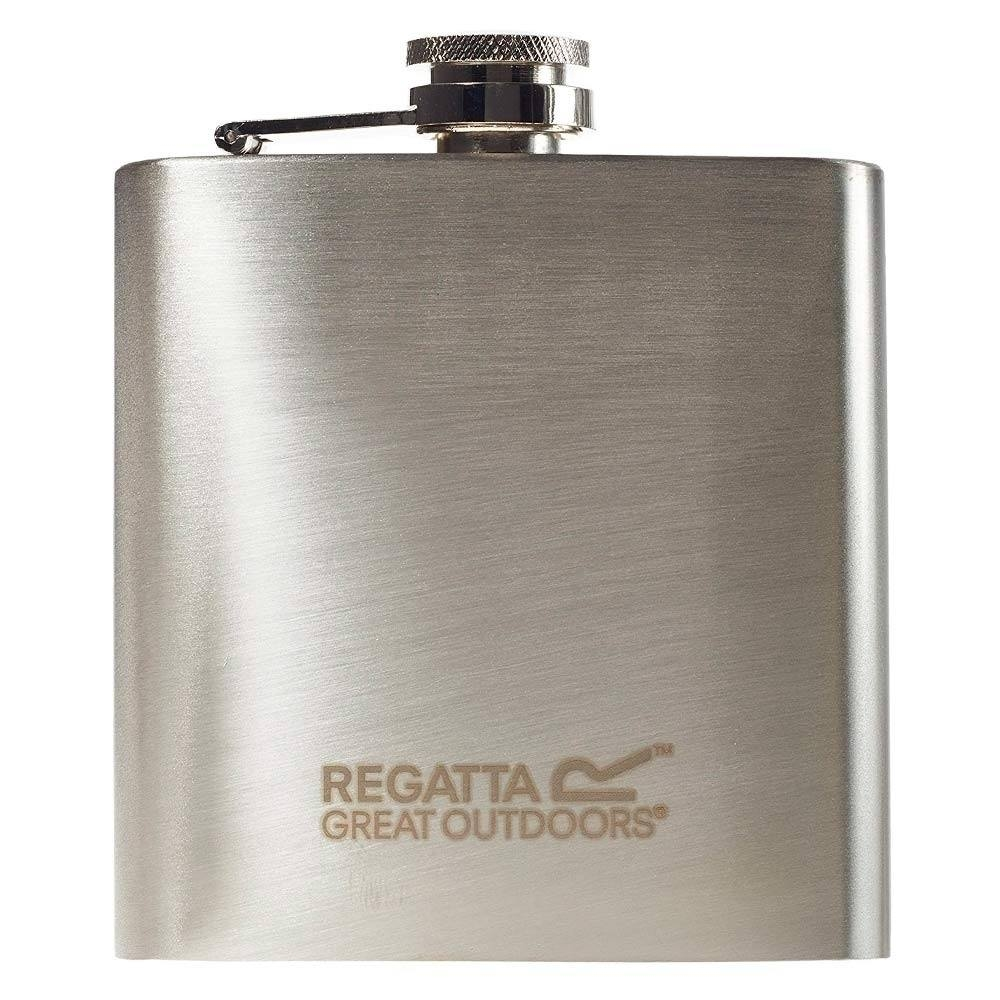 Placatka Regatta Hip Flask stříbrná 170ml