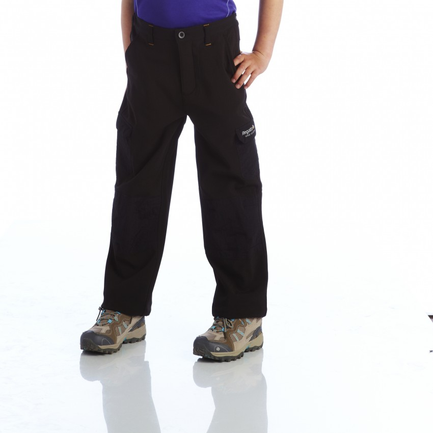 Kids softshell trousers