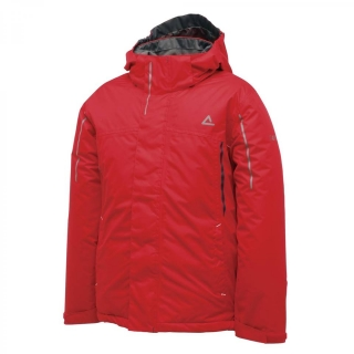 Boysterous Jacket - Red